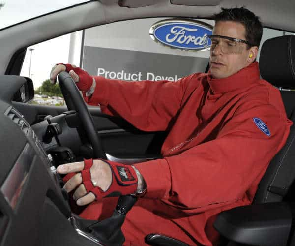 Ford Third Age Suit II, 2009